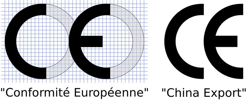Conformite Europeenne vs CE