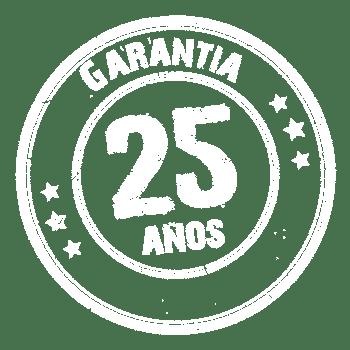 25 años de garantía Visendum® Madera tecnológica ®