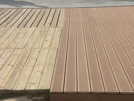 La madera tropical: Inconvenientes frente a VISENDUM® Madera Tecnológica®
