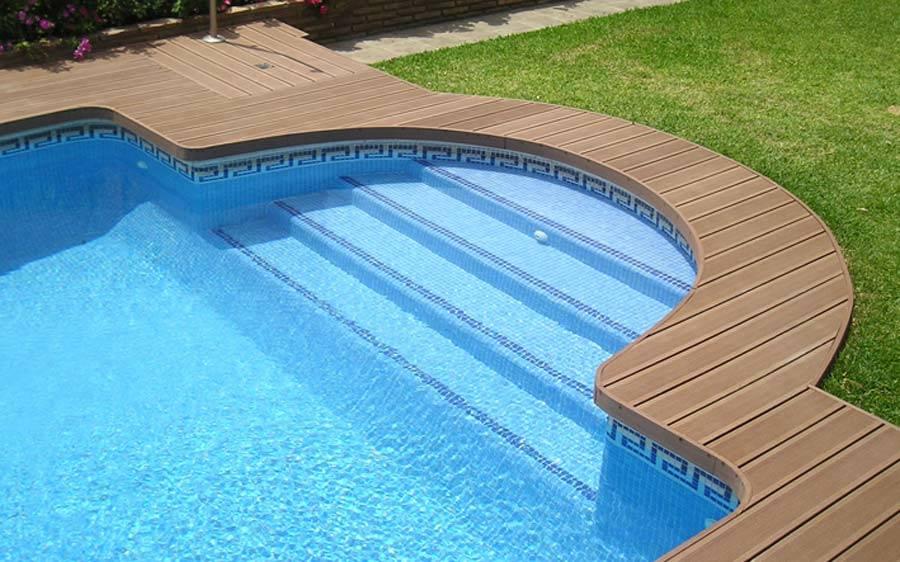 piscinas de exterior madera tecnológica visendum
