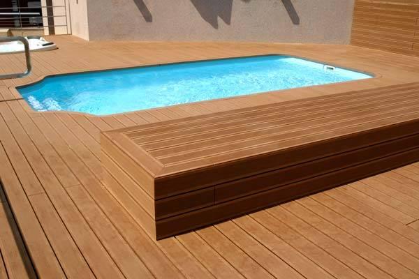 piscina de exterior