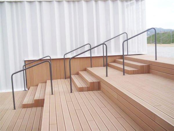 VISENDUM Albaricoque Estriado Escaleras Orona