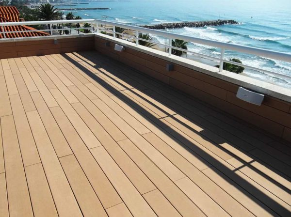 VISENDUM Albaricoque liso balcón privado