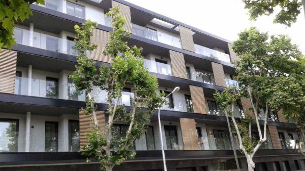 VISENDUM Duna Albaricoque Conjunto residencial Arxiduc Palma