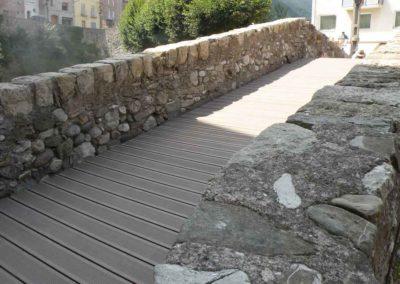 Puente Romano pobla del lillet