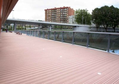 Sexto puente donostia san-sebastian