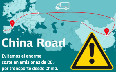 Alerta para el planeta: China Road